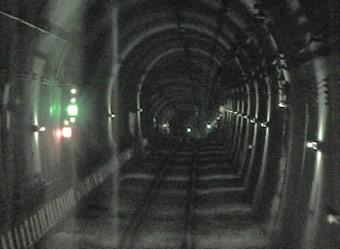 正丸トンネル信号所